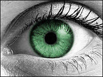 Green Eye by AllForHim1616