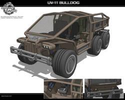 UV-11 Bulldog by Marrekie