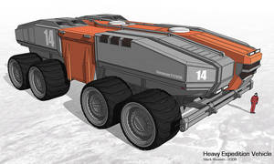 Heavy Expedition Vehicle