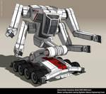 Mass Effect: ODIN-mech