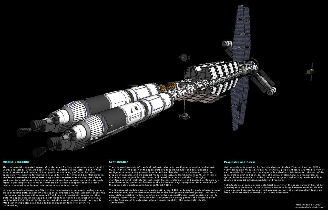 new spacecraft concept - photo #40