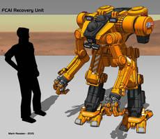FCAI Recovery Unit by Marrekie