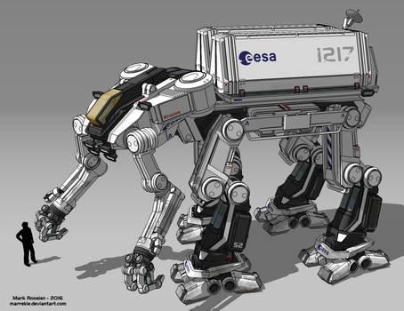 Space Exploration Mech