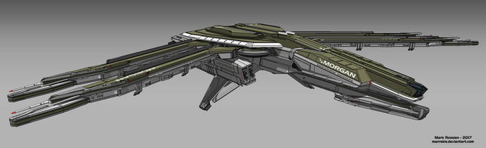 Courier Jumpship