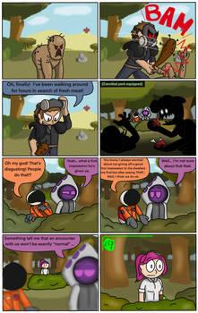 Wasteland Adventures: First impressions