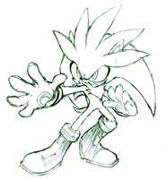 Sonic :: Cyangreen by Naplez
