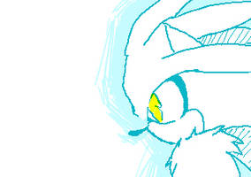 Sonic :: Silverrrr by Naplez