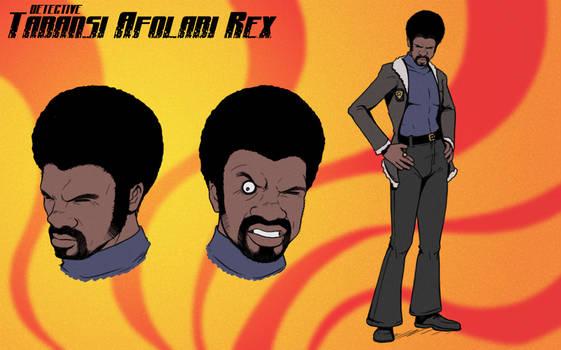 Character Sheet - Tabansi Rex