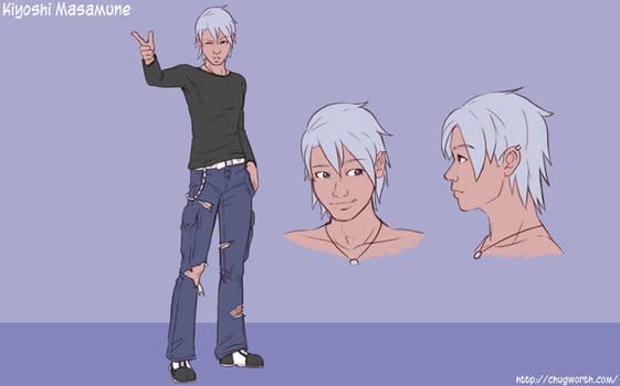 Chugworth: Kiyoshi Concept 2