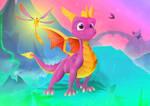 Spyro-at-the-South-Ridge