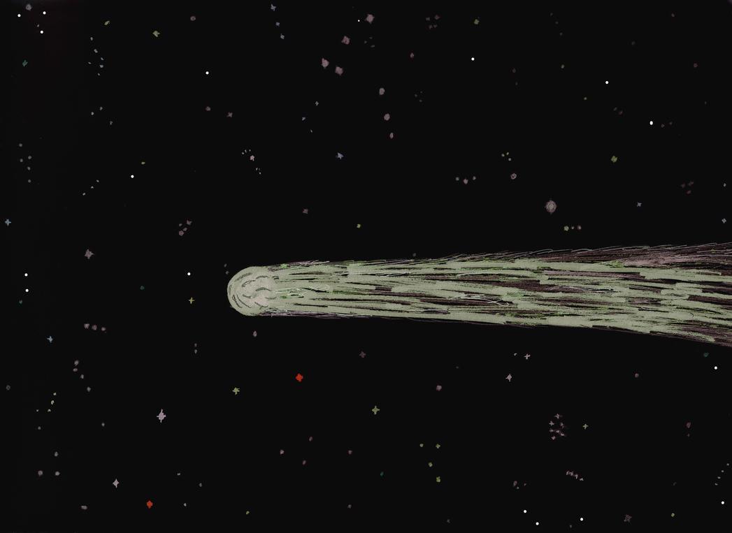 comet ison 2013 - 1046×763