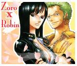 zoro x robin love by ZoroxRobin