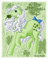 The greenest of green by LazyJenny