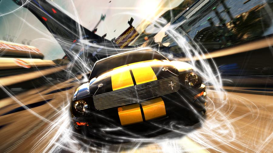 Shelby GT - HD by Gtmg