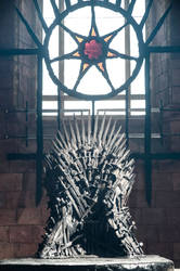 The Iron Throne - Game of Thrones