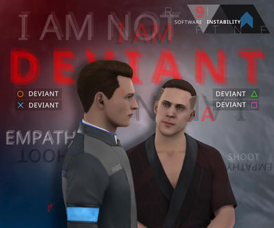 What am I? (Detroit: Become Human)