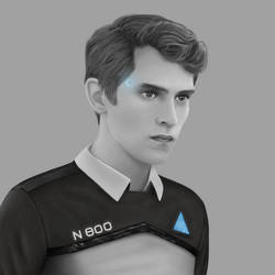 OC N800 Nathan (Detroit: Become Human)