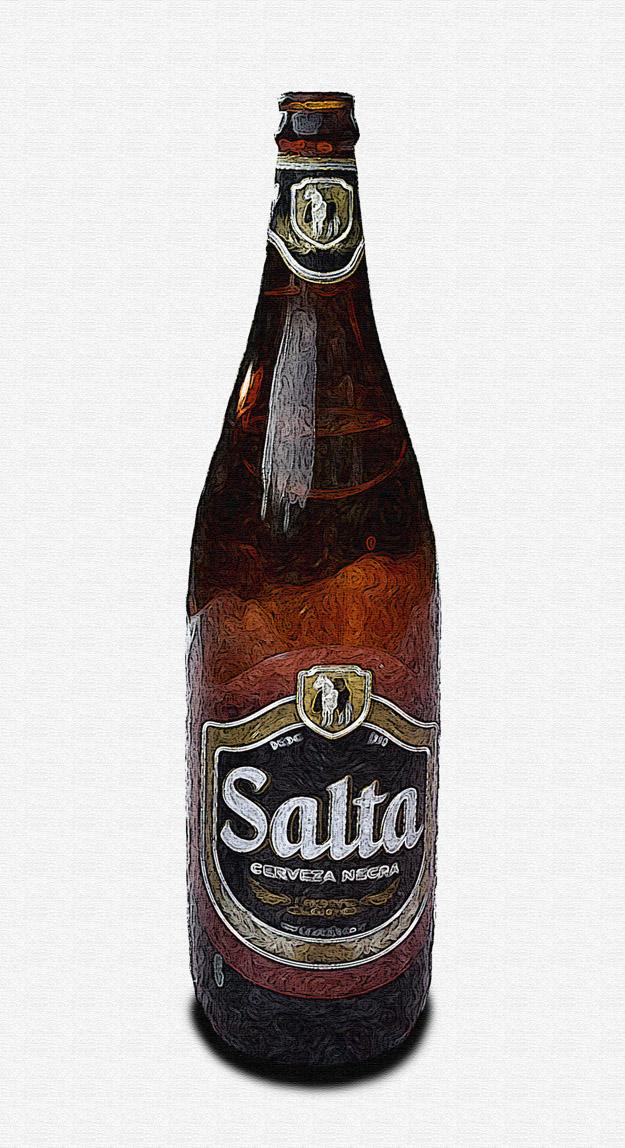Cerveza Del Mundo - Salta Negra by Pulpfactory