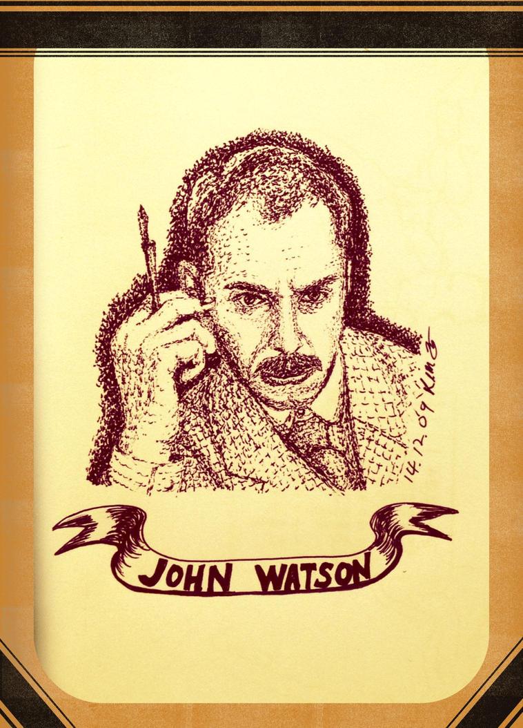 Watson by Pulpfactory