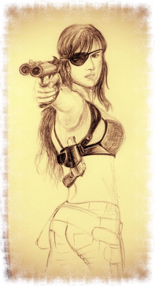 Bang, Bang! by Pulpfactory