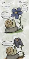 Comic: Love in a Garden