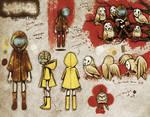 Character Sheet: Rewind - Owl