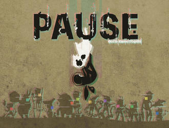 PAUSE - Cover
