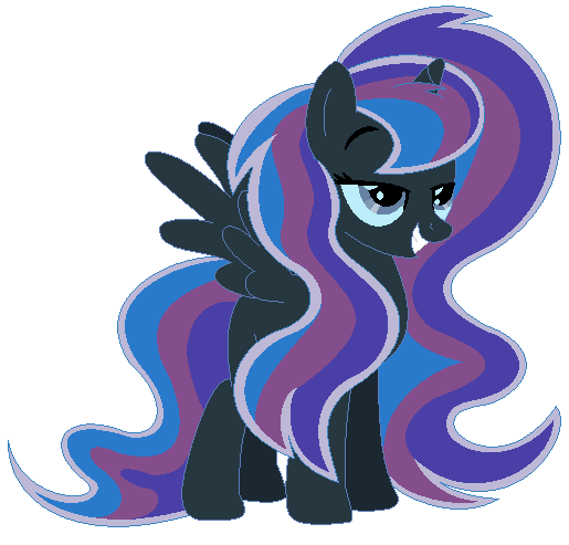 DOLL: Long mane, right babe~? by Derpyna