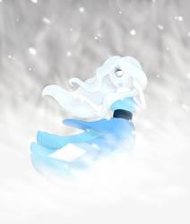Snowstorm by ViviTheFolle