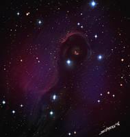 Elephant's Trunk Nebula - IC 1396