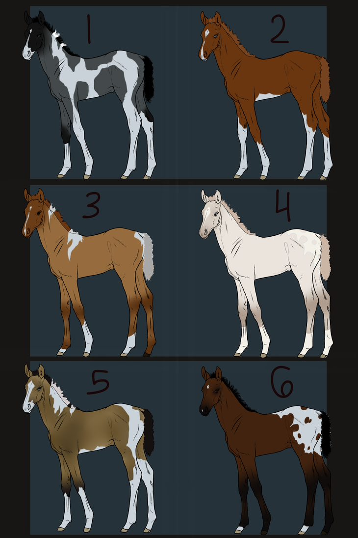 2013 PDWSW Fundraiser Sale! - BLOODLINES! by FallbrookeEC