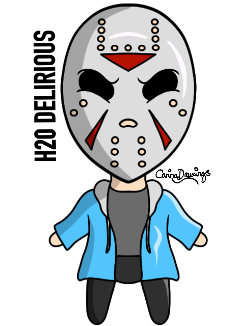 H20 Delirious by CarinaDrawings on DeviantArt H20 Delirious Drawings