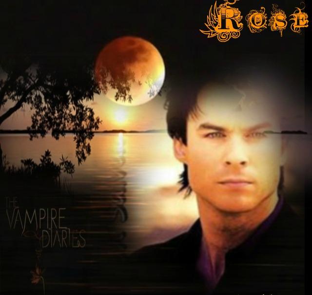 damon vampire diaries. Damon: Vampire Diaries by