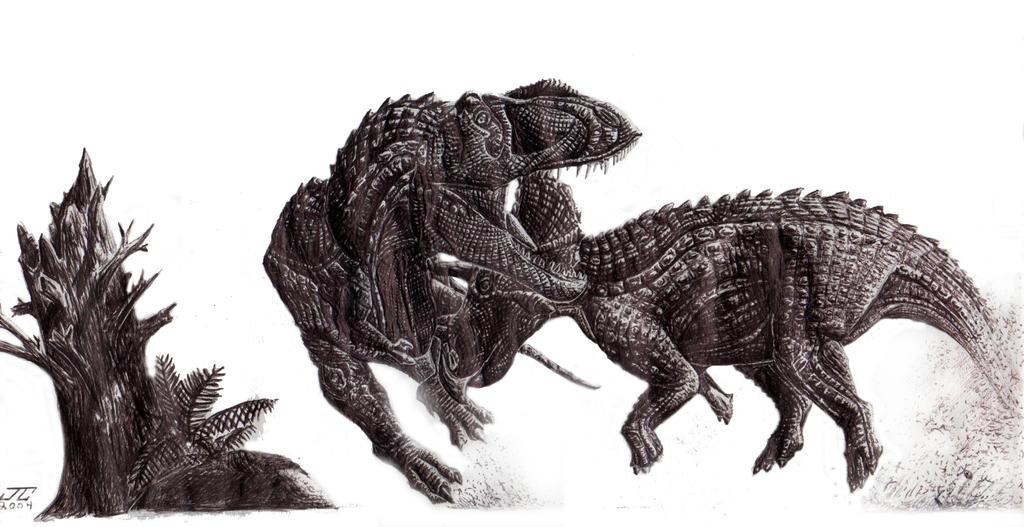 Rex vs Triceratops by 80s-ninjaT Rex Vs Triceratops Fighting