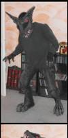 Werewolf NPC Suit