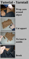 TUTORIAL Yarn Tail