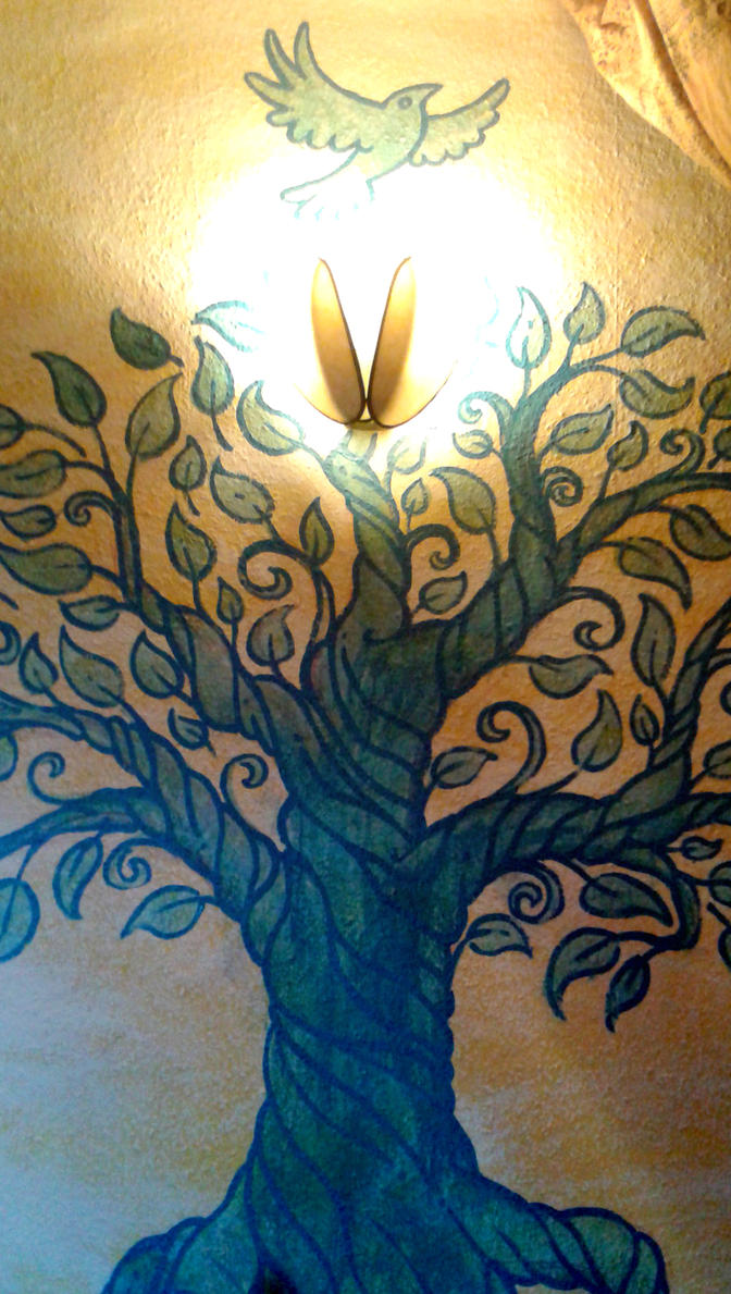 Yggdrasil by luthien368