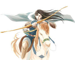Fingon the Valiant by MintKim