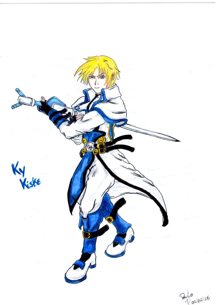 Ky Guilty Gear by seta4u