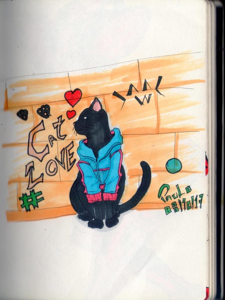 Black Cat by seta4u