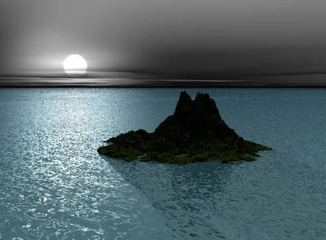 Cold Island Night