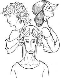 Dante Trio -inked-