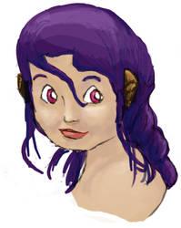Meg colored 2