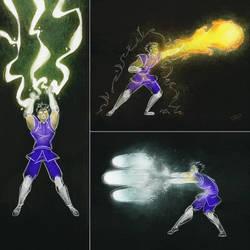 Mystic Defender by RayOcampo