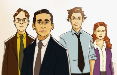 The Office by RayOcampo