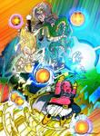 Dragon Ball Z by thetitanshatter