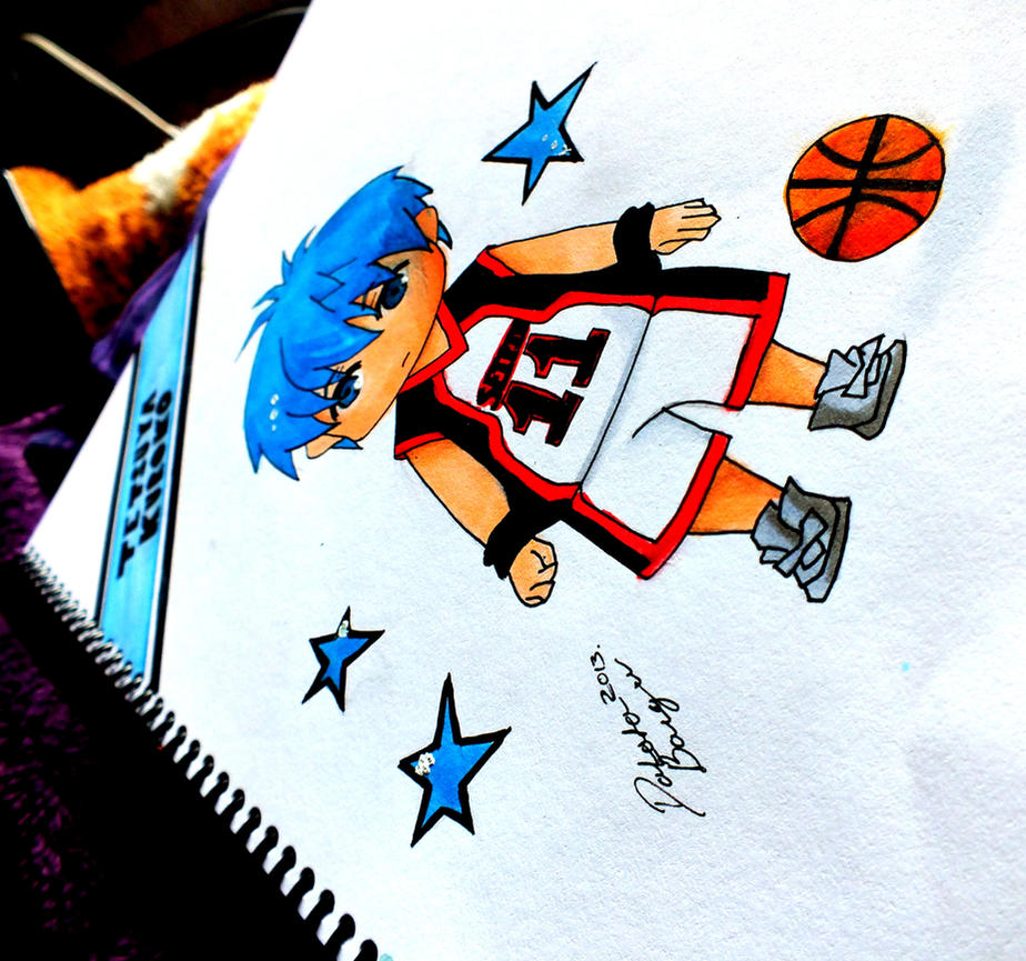 Kuroko's Basketball By Kota3214 On DeviantArt