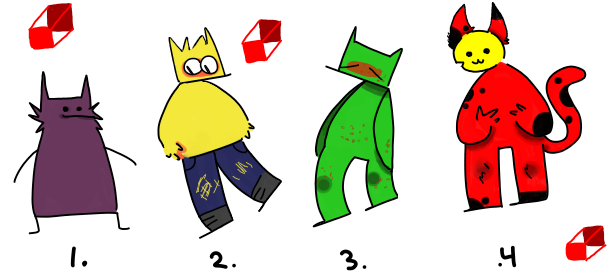 More adopts CLOSED (0/4) by PainfulEagle