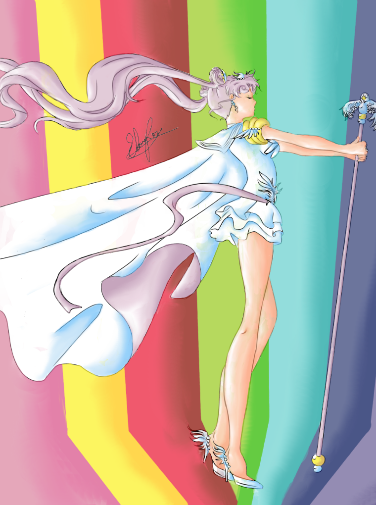Sailor Cosmos by Ebsie