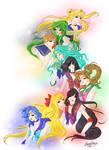 Sailor Moon ReVamped